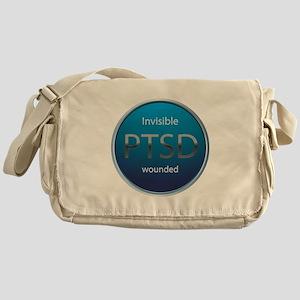PTSD Messenger Bag