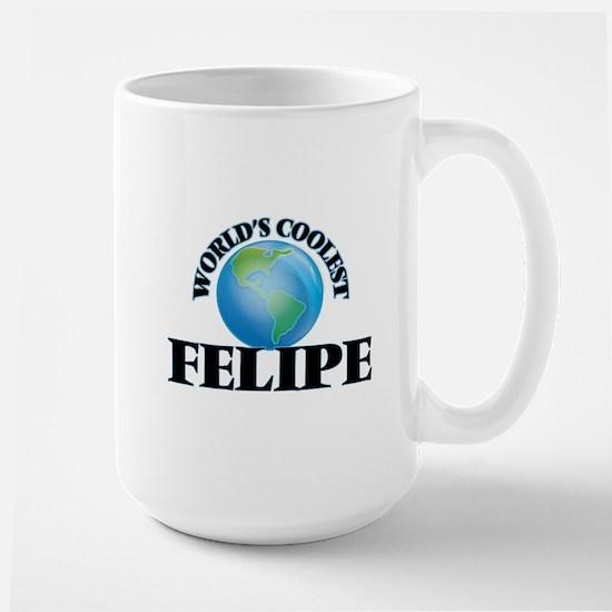 World's Coolest Felipe Mugs