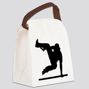 Parcouring Canvas Lunch Bag