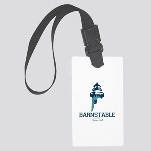 Barnstable - Cape Cod. Large Luggage Tag