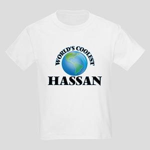 World's Coolest Hassan T-Shirt
