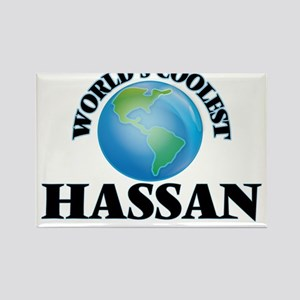 World's Coolest Hassan Magnets