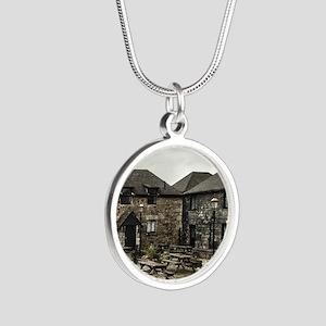 Jamaica Inn Silver Round Necklace
