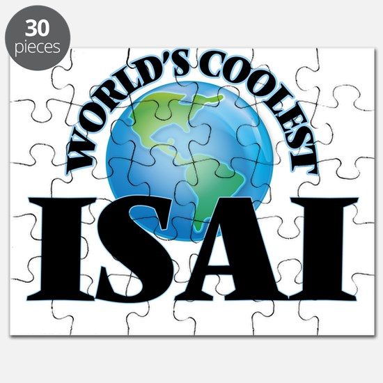 World's Coolest Isai Puzzle