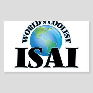 World's Coolest Isai Sticker