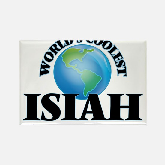 World's Coolest Isiah Magnets