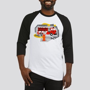 FIRE ENGINE_1 Baseball Jersey