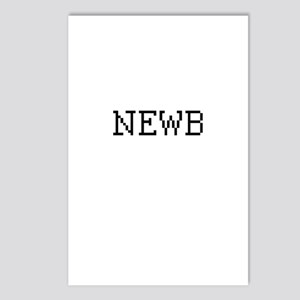 NEWB - Newby Postcards (Package of 8)