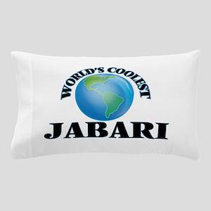 World's Coolest Jabari Pillow Case