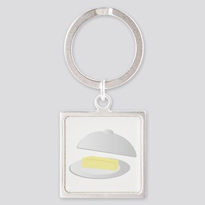 Butter Dish Keychains