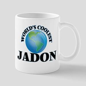 World's Coolest Jadon Mugs