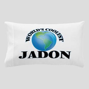 World's Coolest Jadon Pillow Case