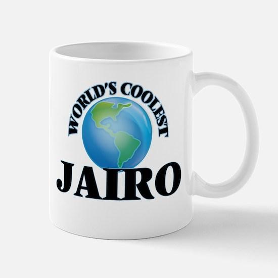 World's Coolest Jairo Mugs