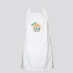 Concrete Jungle Apron