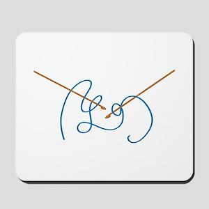Crochet Mousepad