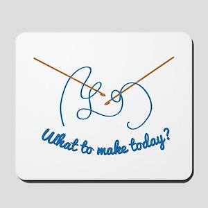 What To Make Mousepad