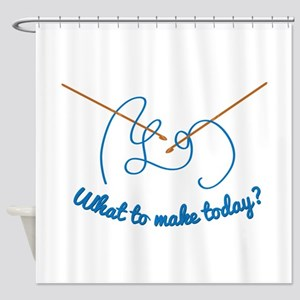 What To Make Shower Curtain
