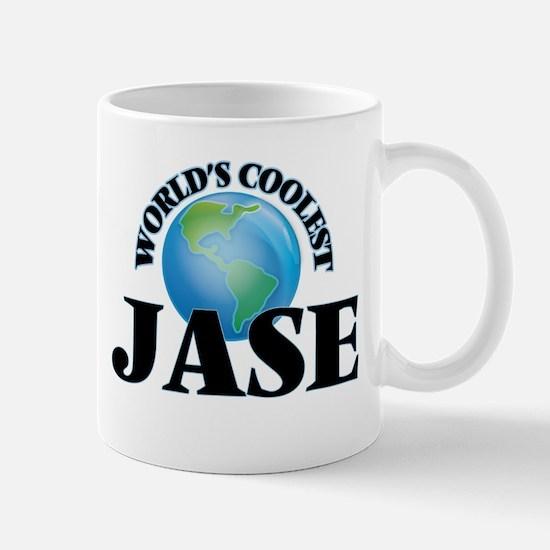 World's Coolest Jase Mugs