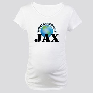 World's Coolest Jax Maternity T-Shirt