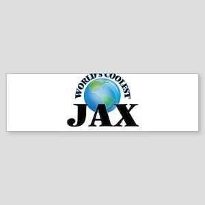 World's Coolest Jax Bumper Sticker