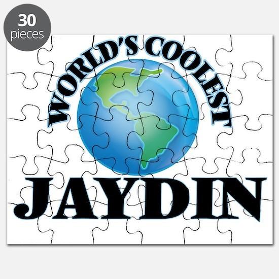 World's Coolest Jaydin Puzzle