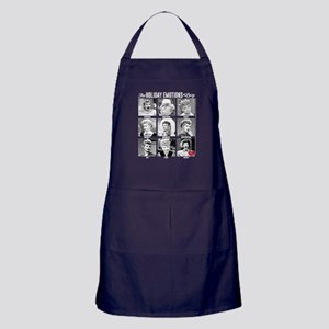 Lucy Holiday Emotions Apron (dark)
