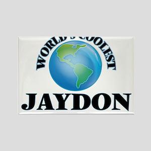 World's Coolest Jaydon Magnets