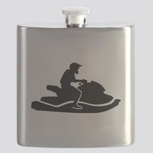 Jetski racing Flask