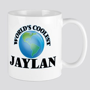 World's Coolest Jaylan Mugs