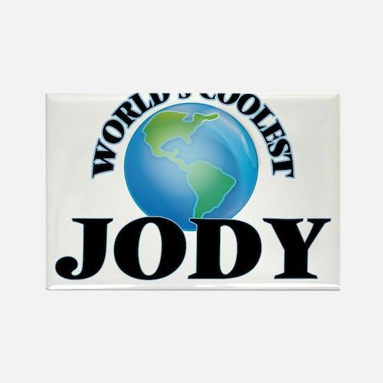 World's Coolest Jody Magnets