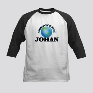 World's Coolest Johan Baseball Jersey