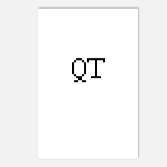 QT Postcards (Package of 8)