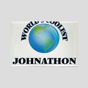 World's Coolest Johnathon Magnets