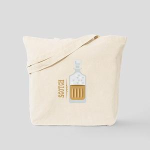 Bourbon Bottle Tote Bag