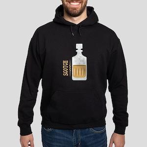 Bourbon Bottle Hoodie