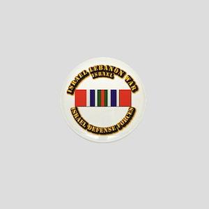 Israel - Lebanon War Campaign Ribbon Mini Button