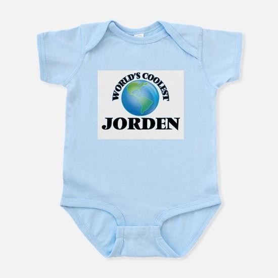 World's Coolest Jorden Body Suit