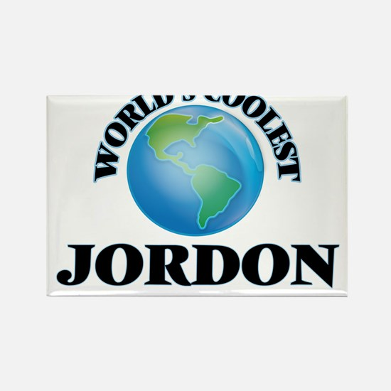 World's Coolest Jordon Magnets