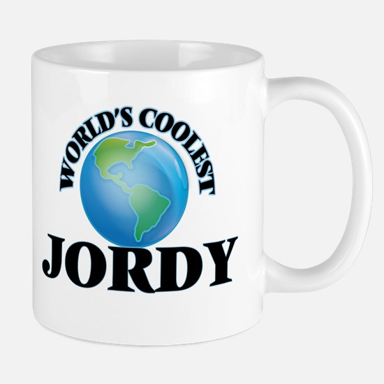 World's Coolest Jordy Mugs