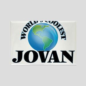 World's Coolest Jovan Magnets