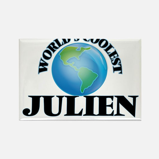 World's Coolest Julien Magnets