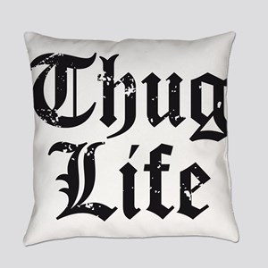 Thug Life Everyday Pillow