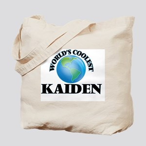 World's Coolest Kaiden Tote Bag
