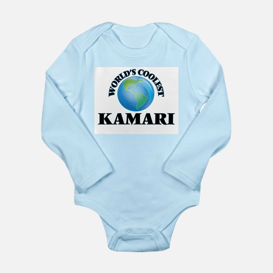 World's Coolest Kamari Body Suit