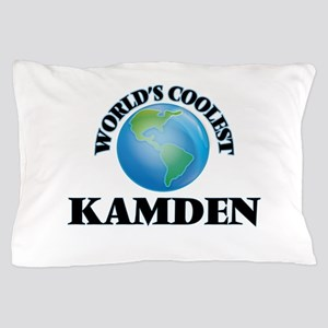 World's Coolest Kamden Pillow Case