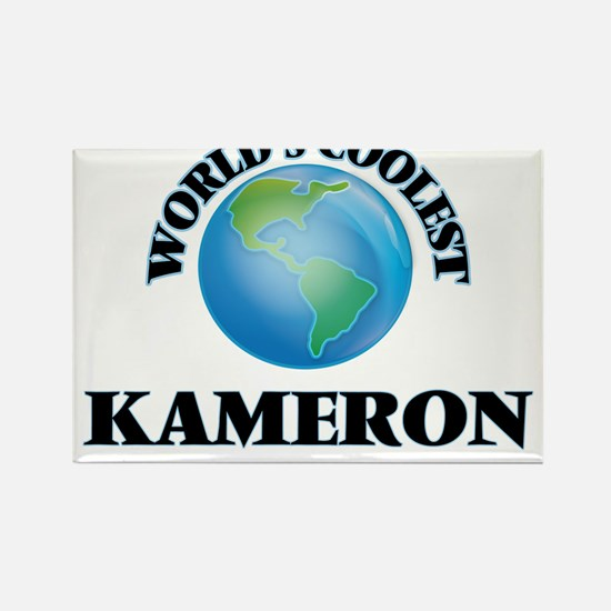 World's Coolest Kameron Magnets