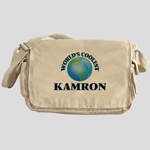 World's Coolest Kamron Messenger Bag