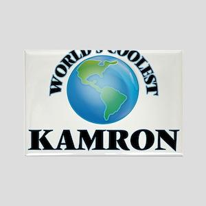 World's Coolest Kamron Magnets