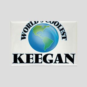 World's Coolest Keegan Magnets