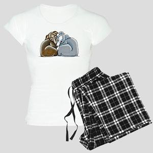 Italian Greyhound Huddle Pajamas